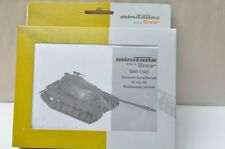 HO-ROCO MiniTank 5065 M103 Main Battle Tank 1:87 Plastic Kit NEW