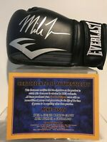 Guanto MIKE TYSON Autografato Signed Autograph Signed Glove MIKE TYSON Glove
