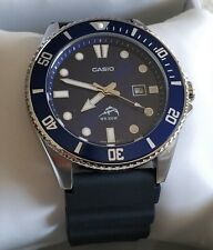 CASIO MDV-106 DURO BLUE DIAL 200M DIVER'S WATCH