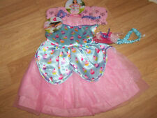 Size 3-5 X Cupcake Birthday Party Costume Dress Cutie Boutique New
