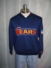 VTG 70's Chicago Bears Authentic Starter Sweatshirt Ladies sz 8/M Pullover Shirt