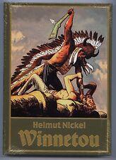 WINNETOU Band 2 Comic nach Karl May gezeichnet von Helmut Nickel Comicplus+ 2012