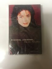 Michael Jackson You Are Not Alone Casette Tape Sealed RARE