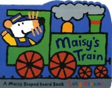 Maisy's Train by Lucy Cousins (Board Book)