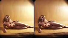18 Stereoviews private nude Models by Fotograph Walter Paist USA, Lot 3