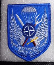 ARMY PATCH, NATO SPECIAL OPERATIONS HEADQUARTERS, GERMAN MADE