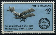 Italy 1967 SG#1192 Airmail Stamp 50th Anniv MNH #D53060