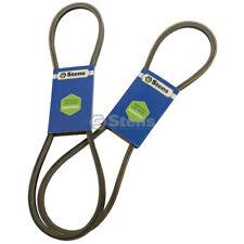 Pack of 2 Auger Drive Belts Fits Ariens 07200430 ST926LE ST1332LE ST1028DLE ++