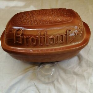 RÖMERTOPF «Brottopf oval terracotta 29 x 11 cm» postsicher