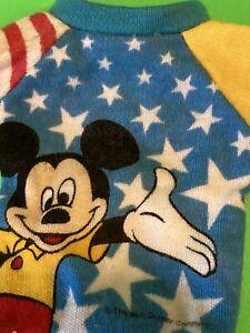 Barbie Mickey Mouse Disneyland sweatshirt  1980s Vintage 💛