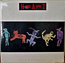 HEART: Bad Animals-SEALED1987LP