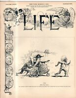 1900 Life March 8 - Roosevelt says boys should fight it out; Chasing Aguinaldo