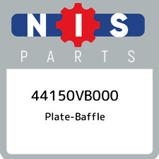 44150VB000 Nissan Plate-baffle 44150VB000, New Genuine OEM Part