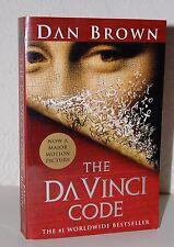 The Da Vinci Code Paperback by Dan Brown Bestseller