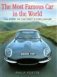 Jaguar E-Type (Story of the First 9600 HP S. 1 I Coupe Malcolm Sayer) Buch book
