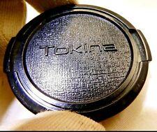 Tokina 52mm Front Lens Cap snap on vintage manual foc