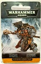 Space Wolves Njal Stormcaller in Terminator Armour Warhammer 40K
