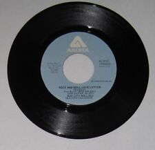 "Bay City Rollers - 45 - ""Rock And Roll Love Letter"" / ""Shanghai'd In Love"" - VG+"