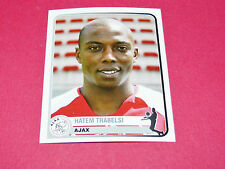 28 H. TRABELSI AJAX AMSTERDAM UEFA PANINI FOOTBALL CHAMPIONS LEAGUE 2005 2006