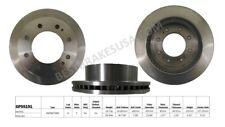 Disc Brake Rotor-Standard Brake Rotor Front Best Brake GP55191