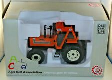 Tracteur FIAT 1580 DT ROS ACA éditions limités Chartres 2008 1/32 ROS traktor