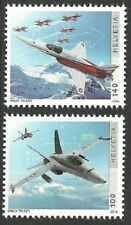 Switzerland Aviation Stamps