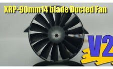 XRP 90mm Ducted Fan Unit 14 blade 5mm shaft EDF Unit for RC Jet New In Box