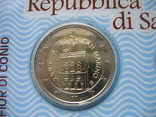 SAN MARINO 2 Euro 2005 aus dem KMS