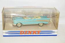 Dinky Collection DY-27 Chevrolet Bel Air Convertible 1957 hellblau 1:43 Matchbox