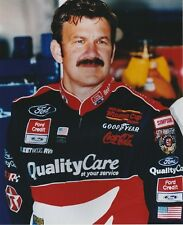 8X10 COLOR PHOTO RACING DRIVER