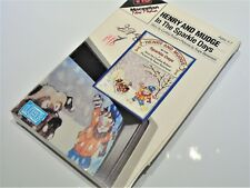 Complete Henry and Mudge VIS Tandy Memorex Video Game System