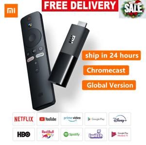 Xiaomi Mi Smart TV Stick Media Streamer Android TV 9.0 Quad Core  2.4/5G Wifi