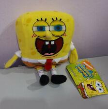 2D Eyes Spongebob Squarepants Nickelodeon Plush Stuffed Doll Soft Toy w Tag