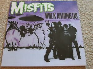MISFITS - WALK AMONG US - NEW - LP RECORD