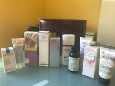 High End Skincare Set 11 pieces travel sizes