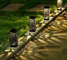 Solar Garden Pathway Lights Lawn Lamp Garden Lantern Decoration Outdoor Light