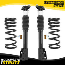87-99 Pontiac Bonneville Rear Air to Shocks & Springs w/ Mounts Conversion Kit
