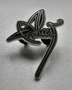 ALCEST - Logo - Official Metal Pin / Amesoeurs Agalloch Myrkur Fen Deafheaven