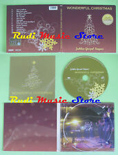 CD JUBILEE GOSPEL SINGERS Wonderful christmas digipack scn0411(Xs3) no lp mc dvd