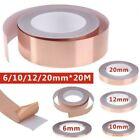 Copper Tape Slug Snail Repellent Self Adhesive Tape Barrier EMI DIY Tool set