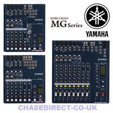 Yamaha Pro Audio Mixers with Phantom Power