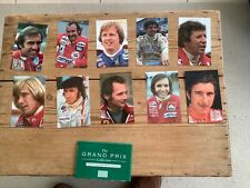 More details for post cards grand prix drivers of the 1970's
