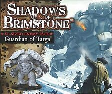 Shadows of Brimstone: Guardian of Targa XL Enemy Pack english version