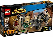 LEGO DC Comics Super Heroes 76056 - Batman Rescue from Ra's al Ghul  * NEW *