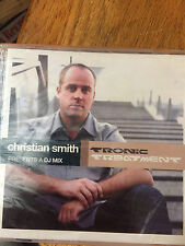 NEW Christian Smith Tronic Treatment CD Compact Disc 2001 Moonshine Music
