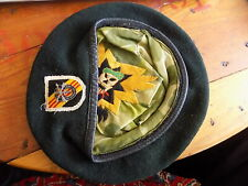 New ListingVietnam Special Forces Sf Green Beret 5th Group Mlt-1 Ccn Patch Camo Embroidered
