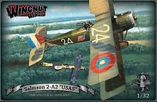 "Wingnut Wings 1/32 SALMSON 2-A2 ""USAS's # 32059"