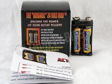 24 VOLT Mod Active Guitar Pickup Battery Pack ™ For EMG & MOST ACTIVE PICKUPS