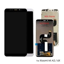 A+++ LCD Display Touch Screen Digitizer Assembly Replacement For Xiaomi Mi A2/6X