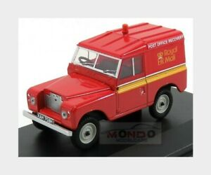 Land Rover Land Swb Series Ii Hard-Top Royal Mail Post OXFORD 1:43 OX43LR2AS002